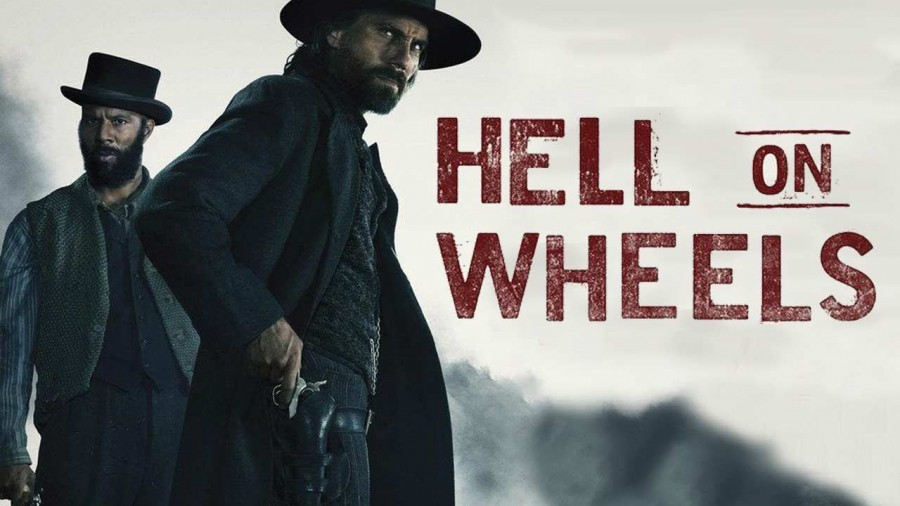 Home release date for season 6 of hell on wheels
